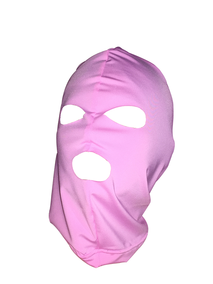 PINK CHROMA KEY MASK