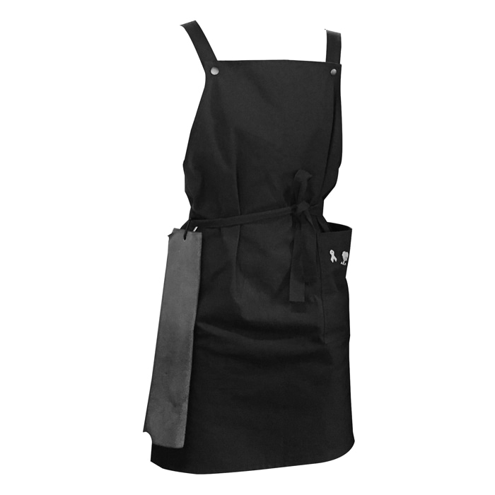 BARISTA APRON FOR CAFE BOTTON(IN DOTZ HANNAM) (2017)